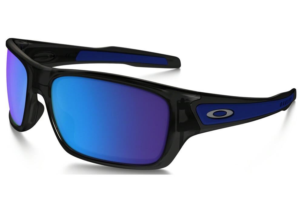 Oakley Turbine XS Black Ink/Sapphire Iridium online kaufen ...